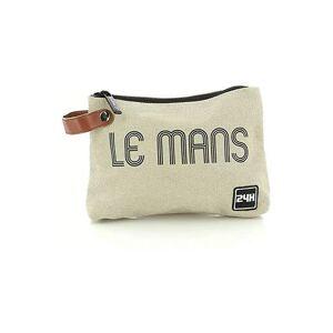 24H Le Mans LEGENDE - Pochette beige - Publicité