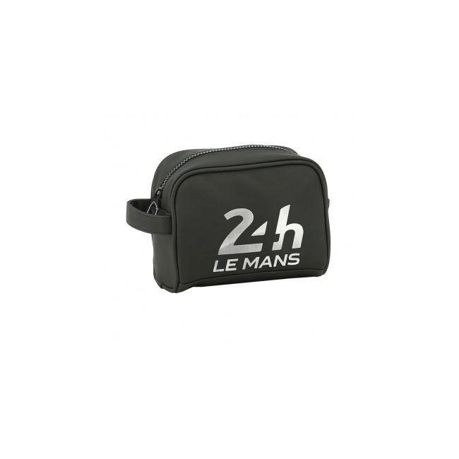 24H LE MANS 24H PERFORMANCE Trousse de toilette noire