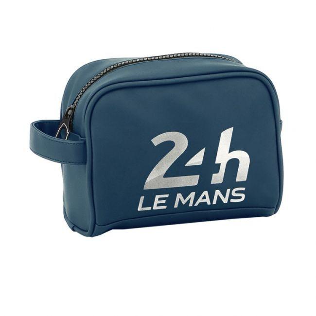 24H LE MANS 24H PERFORMANCE Trousse de toilette bleue