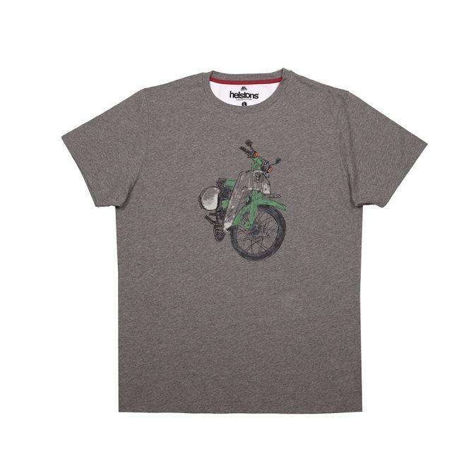 Chevignon x Helstons T-Shirt CUBE - CHEVIGNON x HELSTONS