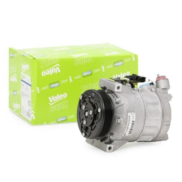 VALEO Compresseur De Climatisation 813140 Compresseur De Clim,Compresseur, climatisation VOLVO,XC60,V70 II SW,XC70 CROSS COUNTRY,XC70 II,S80 II AS