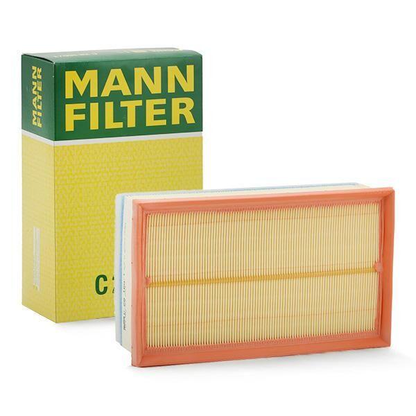 MANN-FILTER Filtre à Air C 28 160/1 PEUGEOT,CITROËN,DS,307 3A/C,308 4A_, 4C_,3008,307 SW 3H,5008,307 CC 3B,308 SW,307 Break 3E,308 CC,RCZ