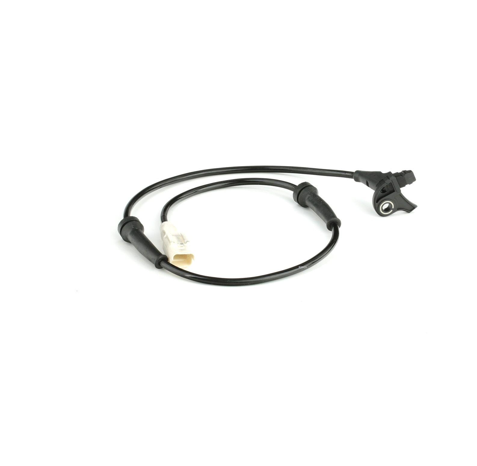 RIDEX Capteur ABS 412W0054 Controle Capteur ABS,Capteur De Roue ABS PEUGEOT,CITROËN,DS,307 3A/C,308 4A_, 4C_,3008,307 SW 3H,5008,307 CC 3B,308 SW