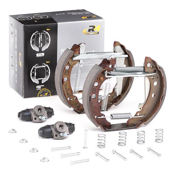 FERODO Kit de freins, freins à tambours FMK607 MERCEDES-BENZ,RENAULT,DACIA,CITAN Furgón 415,CITAN Kombi 415,CITAN Mixto 415,KANGOO Express FW0/1_