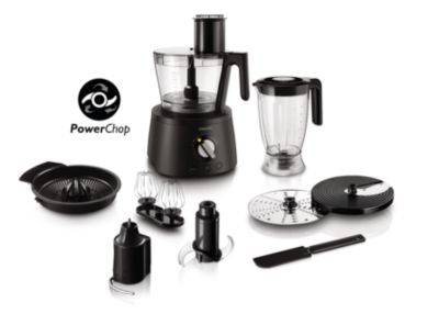 Philips Robot de cuisine 1300W...