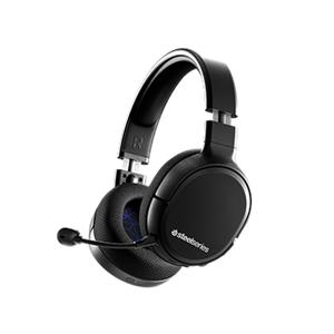 steelseries Arctis 1 Wireless Casque audio Gaming sans fil pour PlayStation avec micro à élimination de bruit ClearCast (Wireless PlayStation Gaming Headset) - Publicité