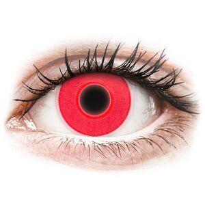 ColourVUE Crazy Glow Red - non correctrices - Publicité