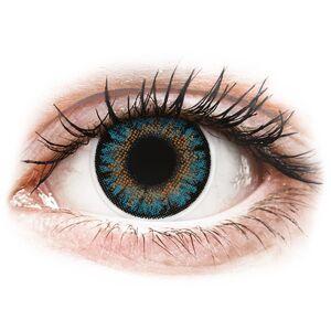 ColourVue One Day TruBlends Blue - correctrices - Publicité