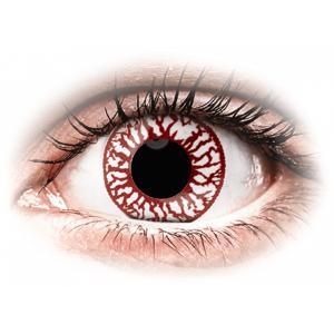 ColourVUE Crazy Lens - Blood Shot - journalières non correctrices - Publicité