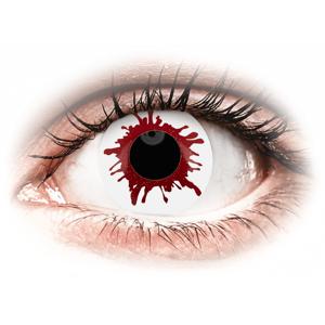 ColourVUE Crazy Lens - Wild Blood - journalières non correctrices - Publicité
