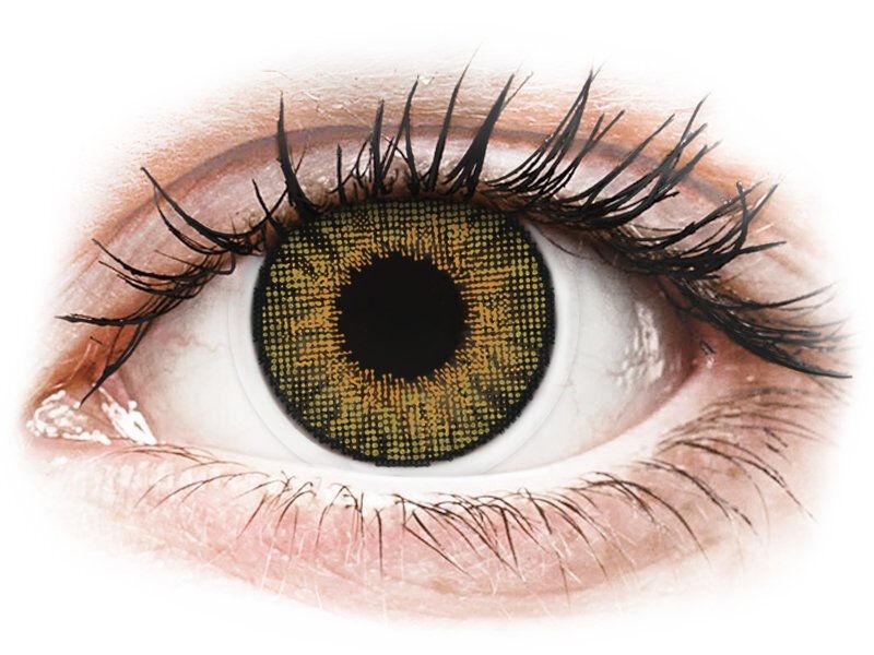 Air Optix Colors - Pure Hazel - correctrices