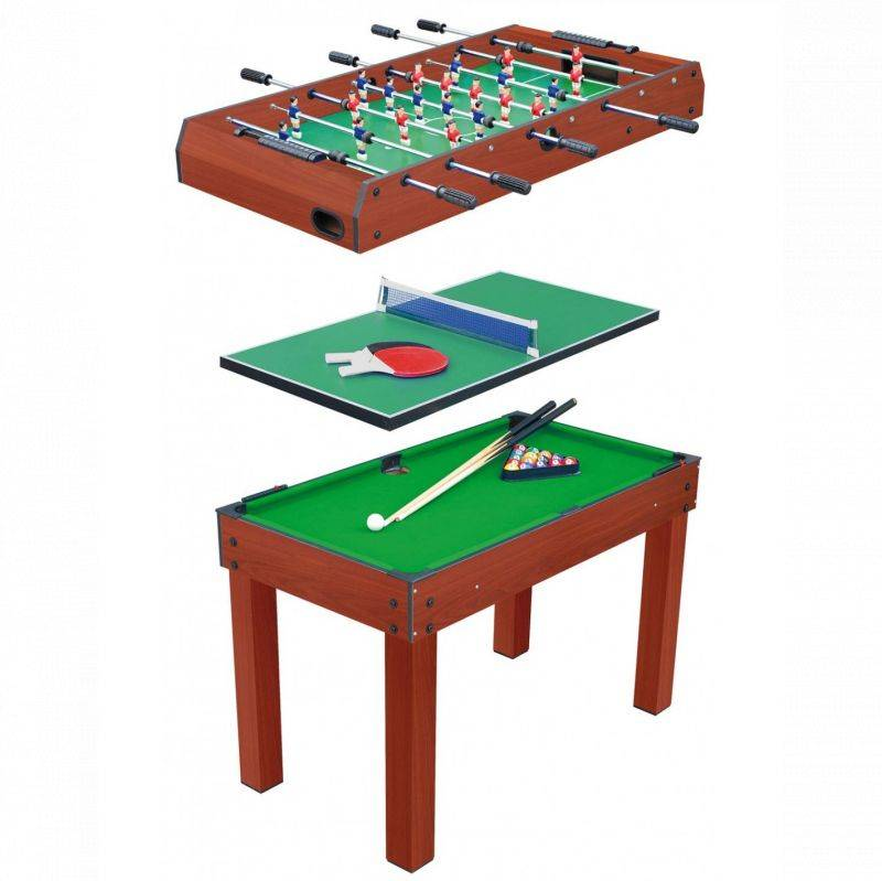 Mon-Billard.com Table multi jeux 3 en 1