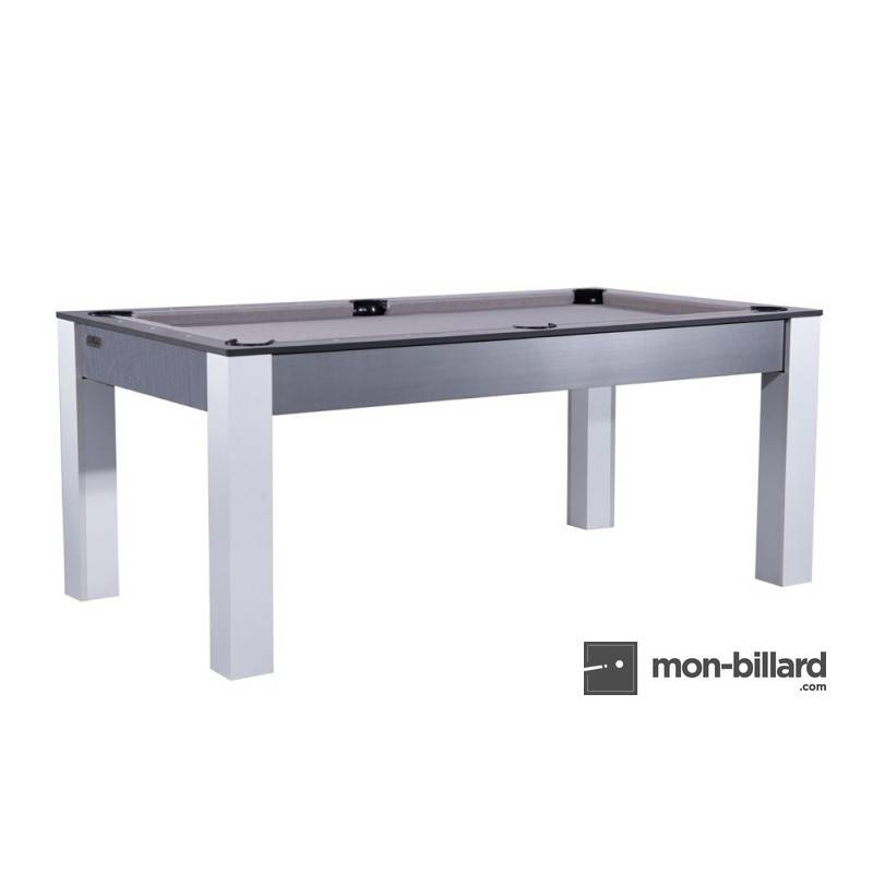 Mon-Billard.com Billard convertible Delhi Carbone 7 Feet