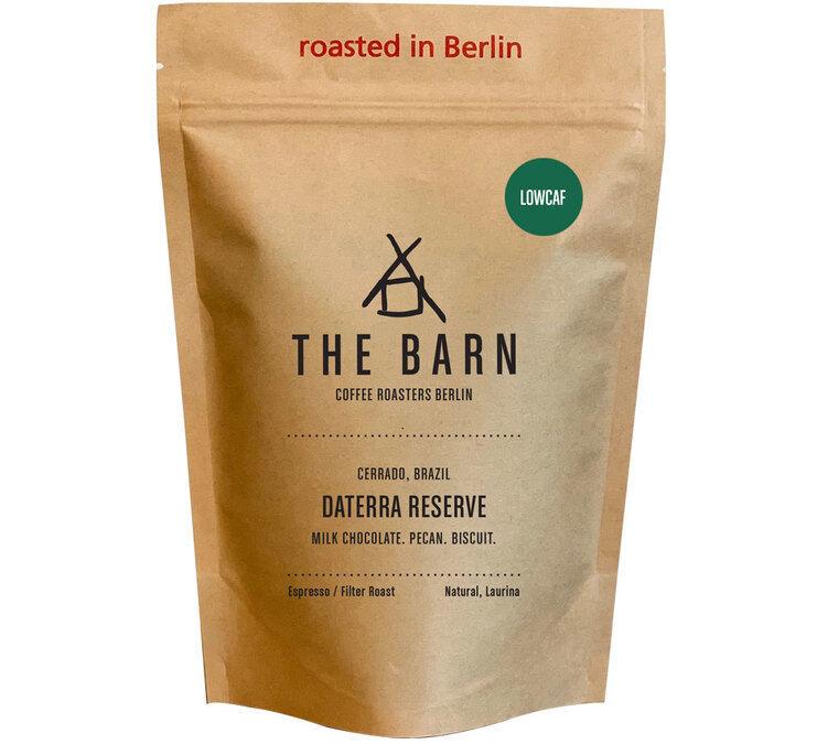 The Barn Café en grains Brésil Daterra Reserve Low Caffeine - The Barn - 250g - Brésil
