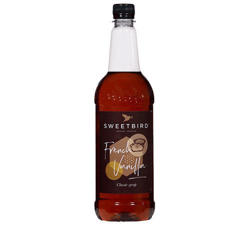 Sweetbird Sirop Sweetbird - French vanilla - 1L - Sans OGM
