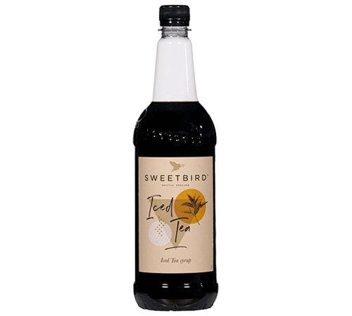 Sweetbird Sirop Sweetbird - Iced Tea - 1L - Sans OGM