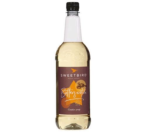 Sweetbird Sirop Sweetbird - Caramel dur - 1L - Sans OGM