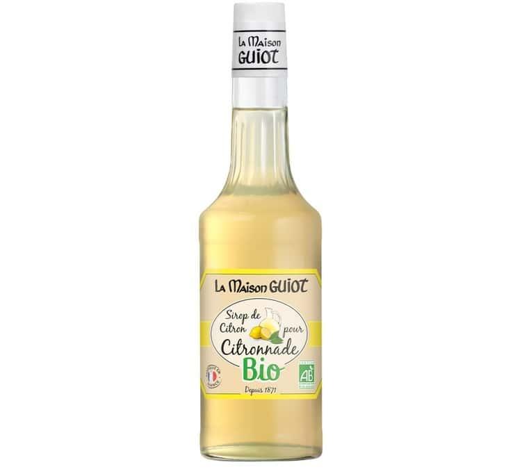 Maison Guiot - Sirop Guiot - Citronnade Bio - 50cl - Bio