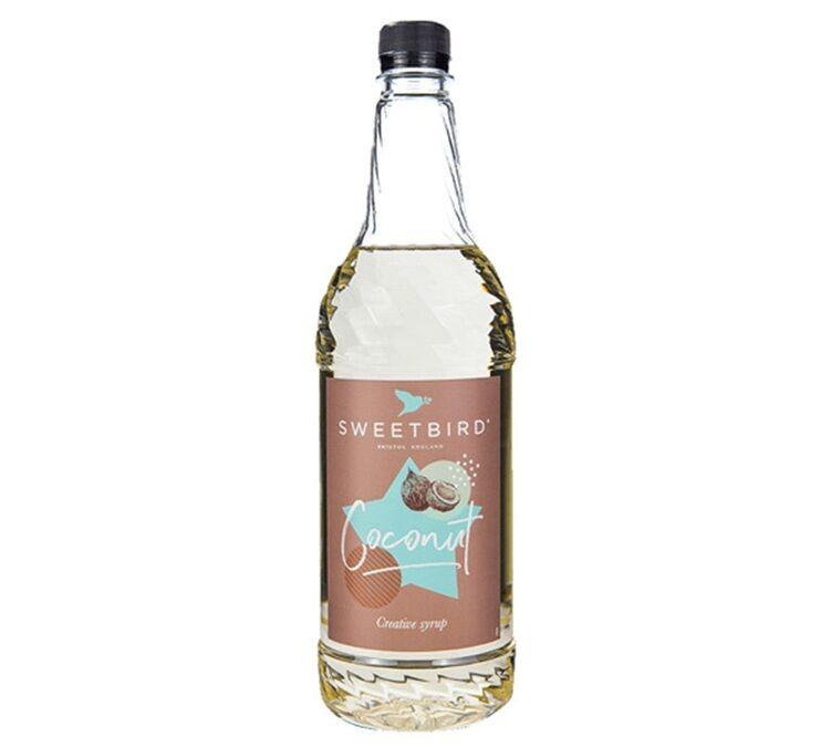 Sweetbird Sirop Sweetbird - Noix de coco - 1L - Sans OGM