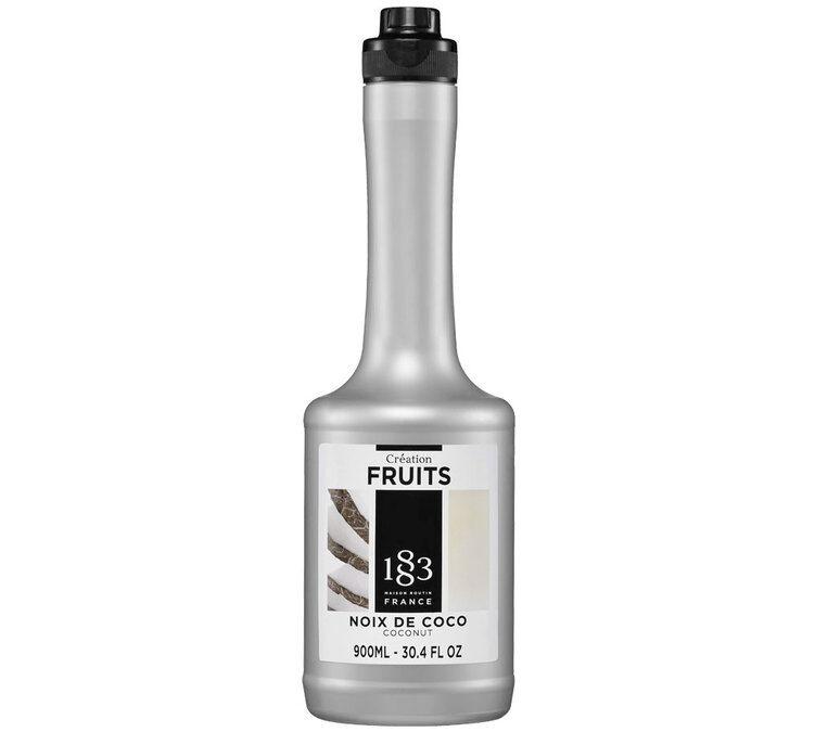 1883 - Maison Routin Smoothie Création Fruits 1883 - Noix de Coco - 900 ml - 90.0000 cl