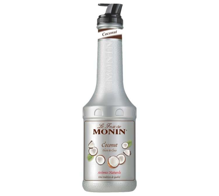 Monin Purée de Fruit de Monin - Coco - 1L - 100.0000 cl