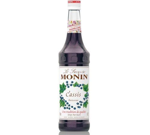 Monin Sirop Monin - Cassis - 70cl
