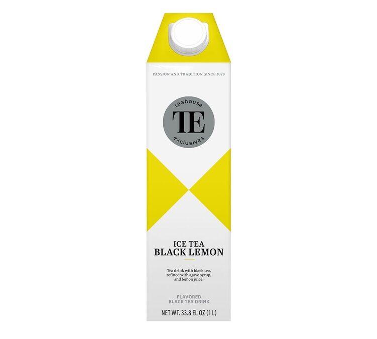 Teahouse Exclusive Thé glacé Thé noir Citron - Teahouse Exclusive - 100.0000 cl