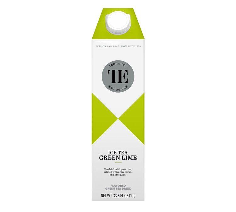 Teahouse Exclusive Thé Glacé Thé Vert Citron Vert 1l - Teahouse Exclusive