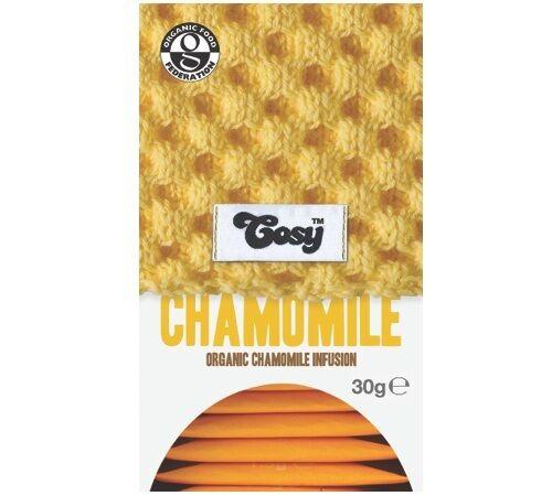 Cosy Tea - Infusion bio Camomille - 20 sachets fraicheurs - Cosy - Bio
