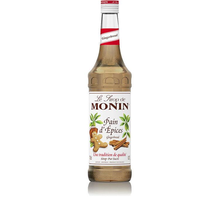 Monin Sirop Monin - Pain d'épices - 70 cl - Arômes naturels