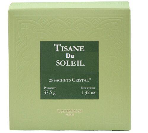 Dammann Frères Tisane Du Soleil Herboristerie D'orgeval - 25 Sachets Cristals - Dammann Frères
