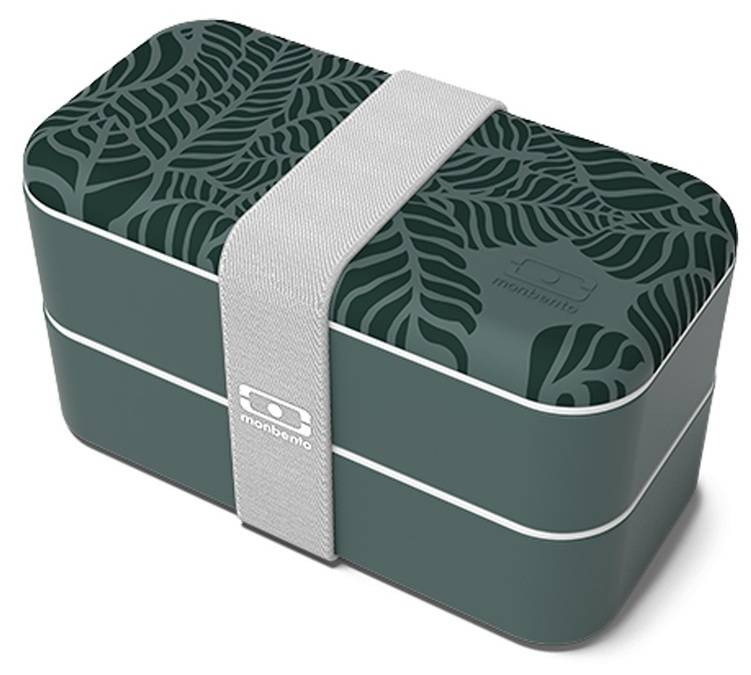 MonBento Lunch box MB Original Jungle Edition Graphique 1L Made in France - Monbento - 100.0000 cl