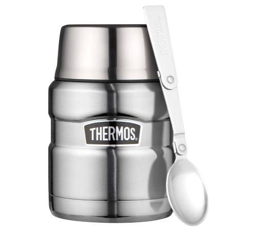 Thermos Lunch box isotherme inox Thermos King 47 cl - Thermos - 47.0000 cl