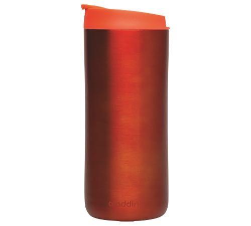 Aladdin Mug isotherme Aladdin double paroi vide d'air inox rouge - 35 cl - ALADDIN - 35.0000 cl