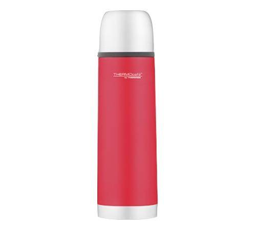 THERMOcafé by Thermos Bouteille isotherme inox rouge Soft Touch 50 cl - THERMOcafé by Thermos - 50.0000 cl