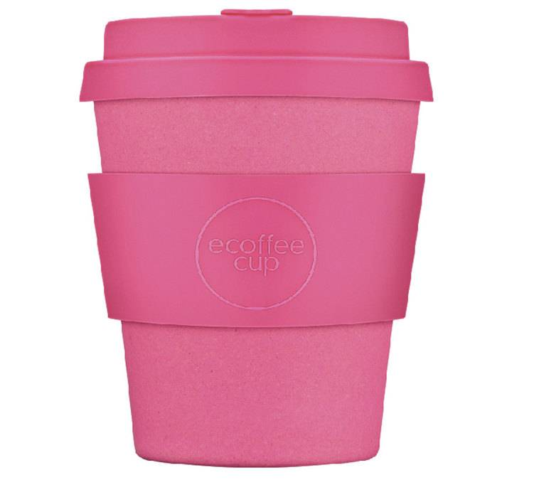 Ecoffee Cup Mug Ecoffee Cup Pink'd 25cl - 25.0000 cl