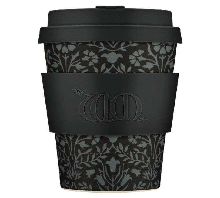 Ecoffee Cup Mug Ecoffee Cup Walthmanstow 25cl édition William Morris - 25.0000 cl