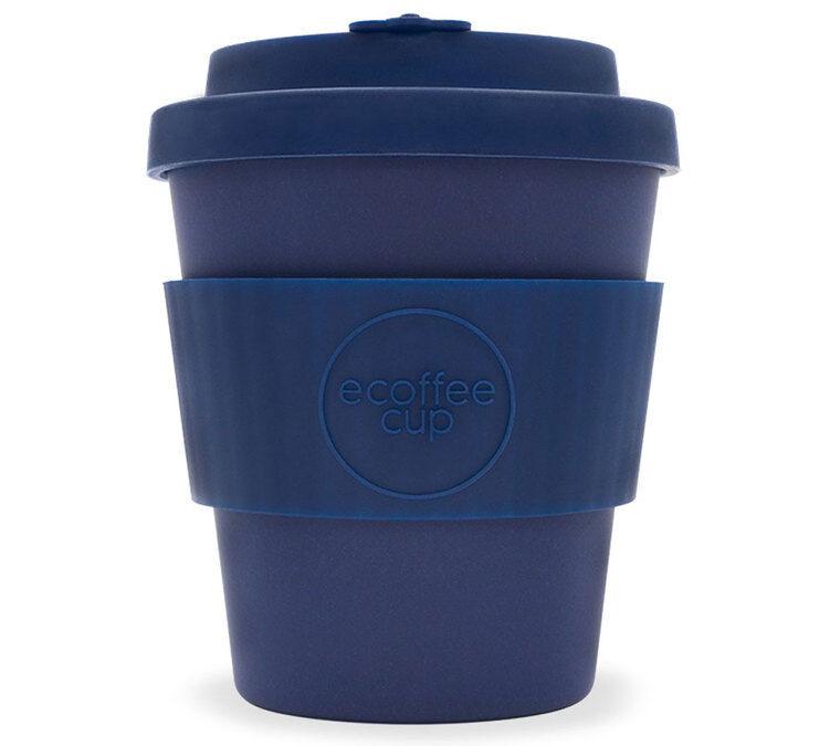 Ecoffee Cup Mug Ecoffee Cup Dark Energy 25 cl - Bleu - 25.0000 cl