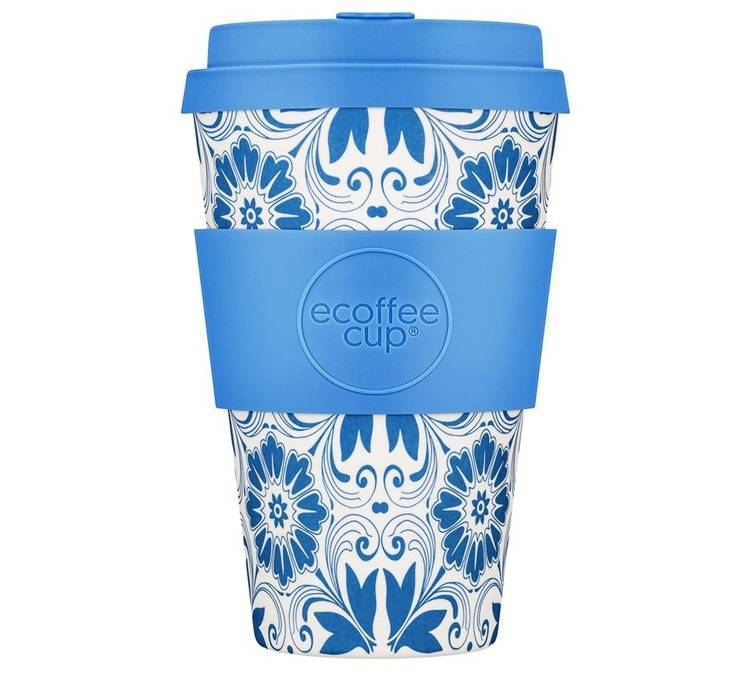 Ecoffee Cup Mug Ecoffee Cup Delft Touch - 40 cl - 40.0000 cl