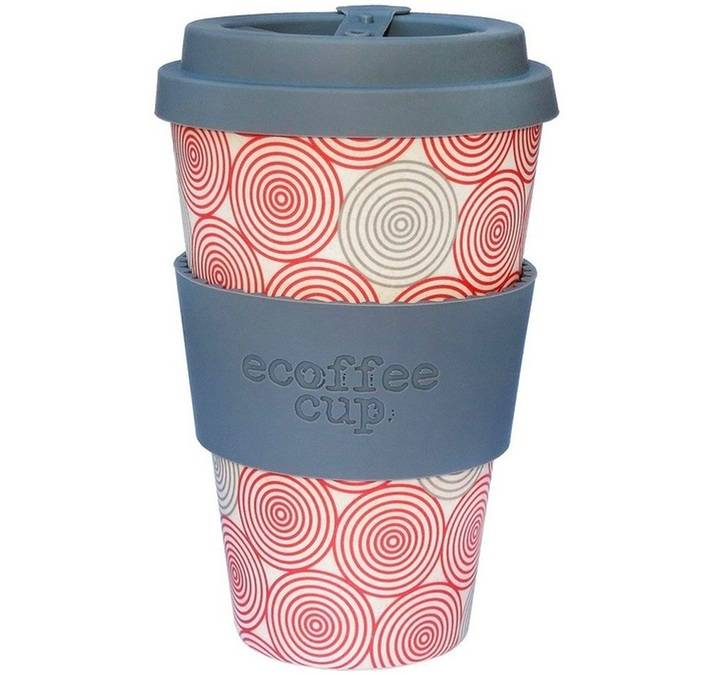 Ecoffee Cup Mug Ecoffe Cup Swirl 40 cl - 40.0000 cl