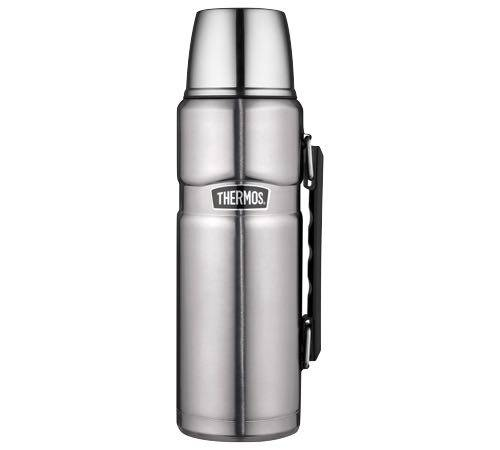 Thermos Bouteille isotherme Inox Thermos King 1,2L - Thermos - 120.0000 cl