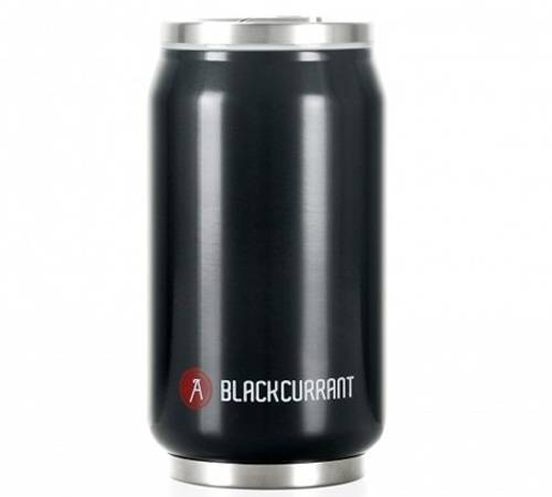 Les Artistes Paris Mug isotherme Can'it Noir Blackcurrant 28 cl - Les Artistes Paris - 25.0000 cl