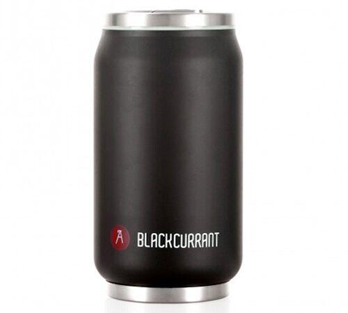 Les Artistes Paris Mug isotherme Can'it Noir Blackcurrant Soft Touch 28 cl - Les Artistes Paris - 25.0000 cl