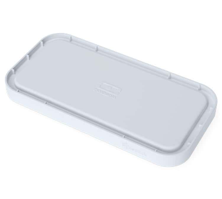 MonBento - MB I-Cy Bleu Polar - Pain de glace MB Original - Sans BPA