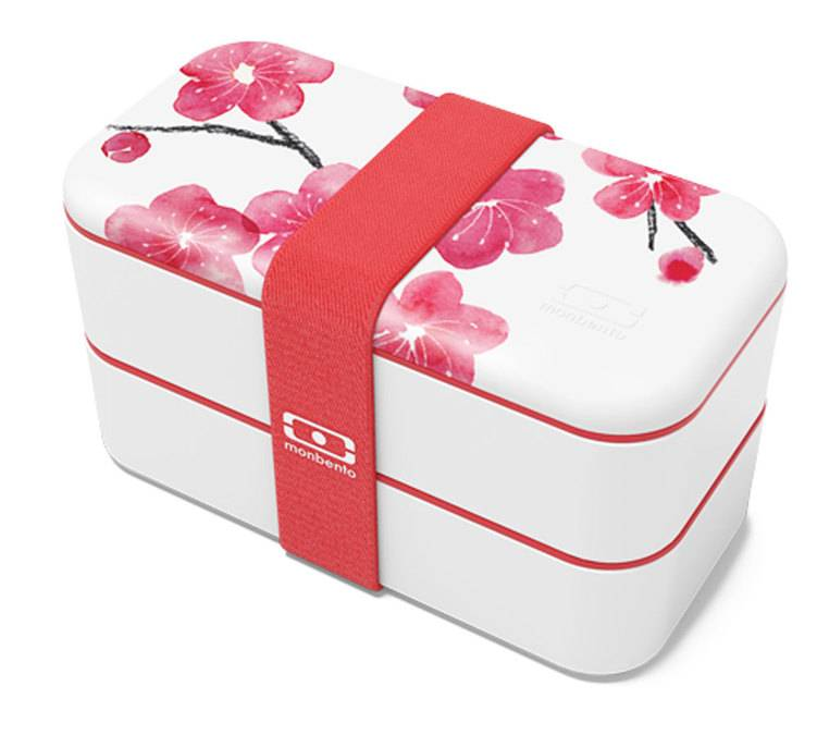 MonBento Lunch box MB Original Blossom 1L Made in France - Monbento - 100.0000 cl