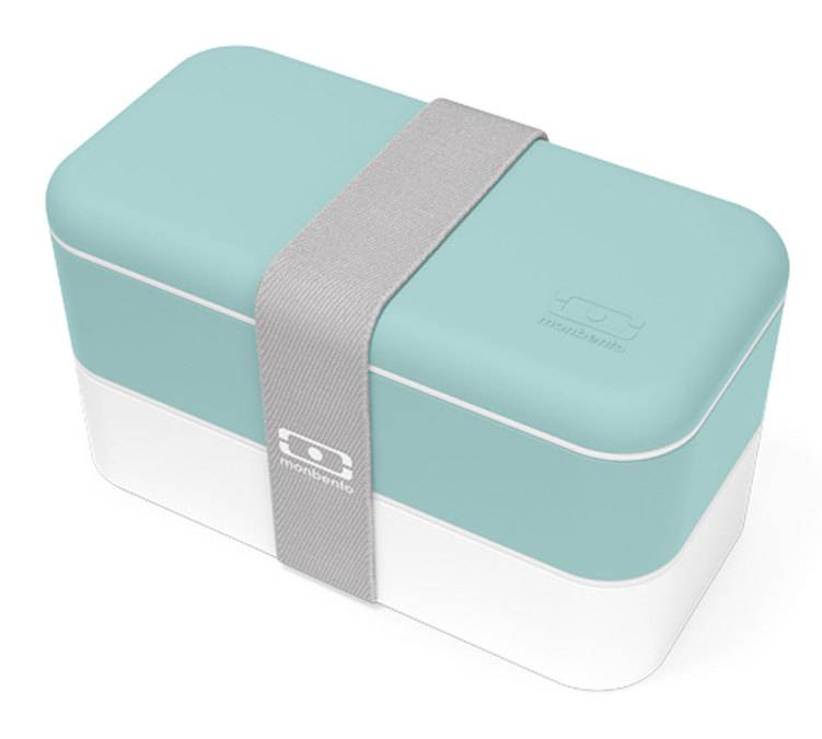 MonBento Lunch box MB Original Vert Lagoon 1L Made in France - Monbento - 100.0000 cl