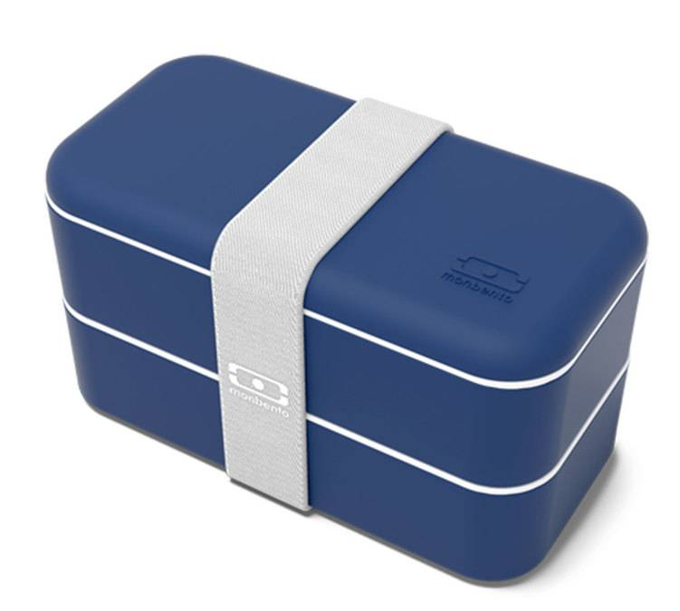 MonBento Lunch box MB Original Navy 1L Made in France - Monbento - 100.0000 cl