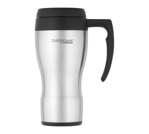 THERMOcafé by Thermos Travel mug THERMOCafé by Thermos acier inox - 0.45L - 45.0000 cl