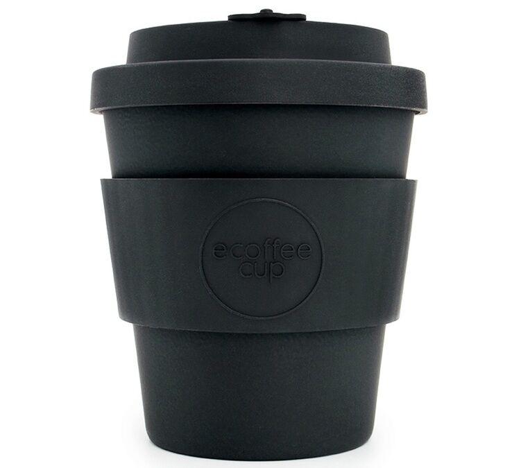 Ecoffee Cup Mug Ecoffee Cup Kerr & Napier 25 cl - Noir - 25.0000 cl