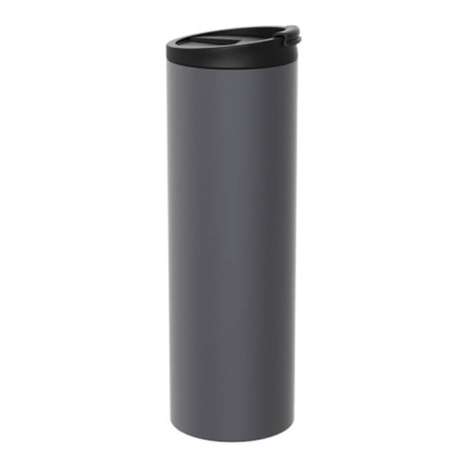 Zak!designs Mug isotherme double paroi inox Anthracite ON-THE-GO 45 cl - 45.0000 cl